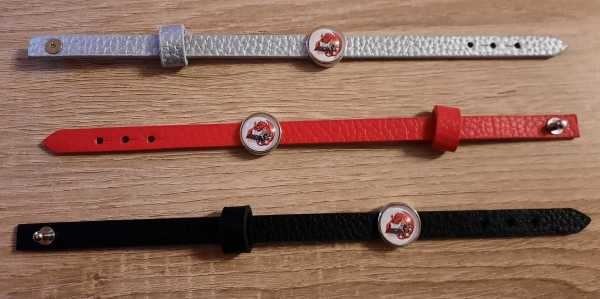 Red Dragons - Armband