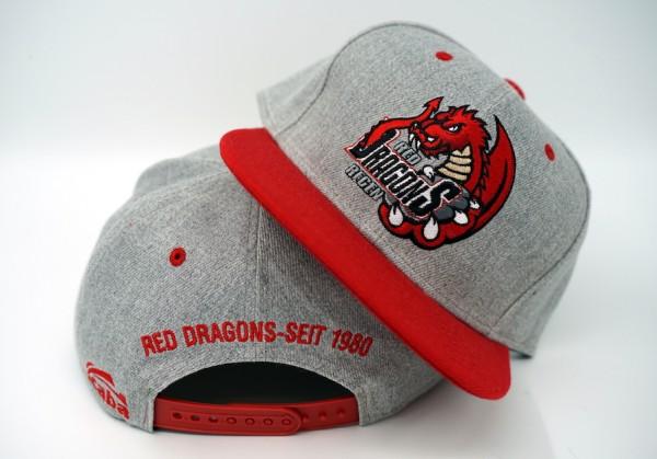 Red Dragons Cap